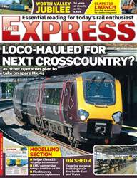 Rail Express issue August 2018