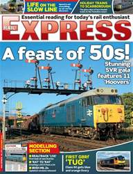 Rail Express issue November 2018