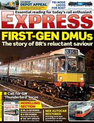 Rail Express issue December 2018