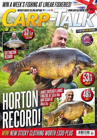 Carp-Talk issue 1196