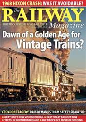 Railway Magazine issue January 2018