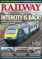 Railway Magazine issue March 2018