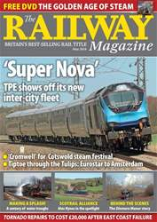 Railway Magazine issue May 2018