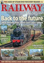 Railway Magazine issue June 2018