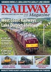 Railway Magazine issue July 2018