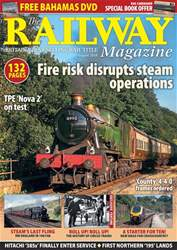 Railway Magazine issue August 2018