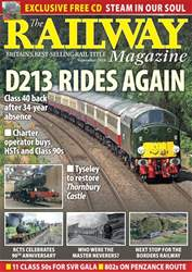 Railway Magazine issue September 2018
