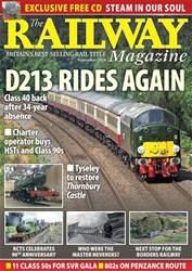 Railway Magazine issue September 2018