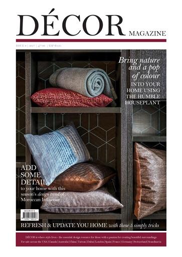 Décor Magazine Preview