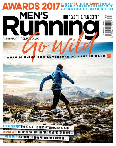 Men's Running Digital Issue