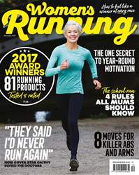 Women's Running issue Dec-17