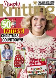 Simply Knitting issue Issue 165