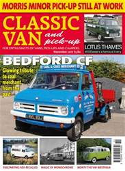 Classic Van & Pick-up issue November 2017