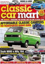Classic Car Mart issue December 2017