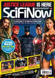 SciFiNow issue Issue 138