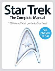 Star Trek: The Complete Manual issue Star Trek: The Complete Manual
