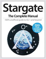 Stargate: The Complete Manual issue Stargate: The Complete Manual