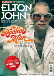Classic Pop Presents issue Elton John