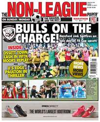 The Non-League Football Paper issue 15th October 2017