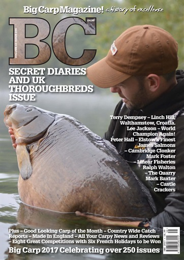 Big Carp Magazine Digital Issue