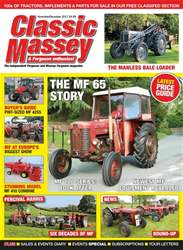 Classic Massey issue Nov/Dec 2017