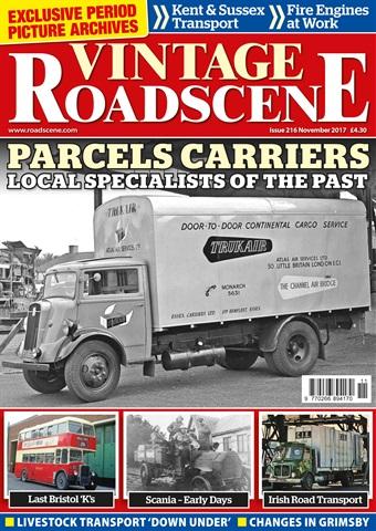 Vintage Roadscene issue November 2017