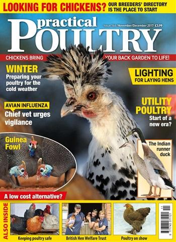 Practical Poultry issue November/December 2017