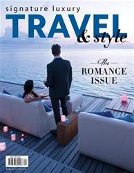 Signature Luxury Travel & Lifestyle issue Spring - Volume 27