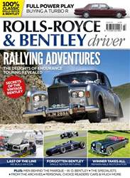 Rolls-Royce & Bentley Driver issue Issue 3