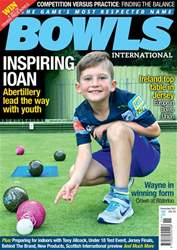Bowls International issue  November 2017