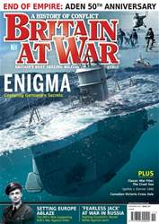 Britain at War Magazine issue  November 2017