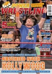 Power-Wrestling issue November 2017
