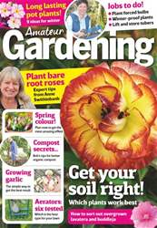 Amateur Gardening issue 21st October 2017