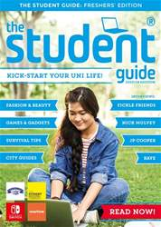 The Student Guide issue The Student Guide 2017-18