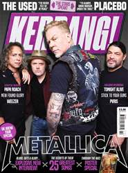Kerrang issue 18/10/2017