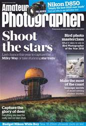 Amateur Photographer issue 21st October 2017