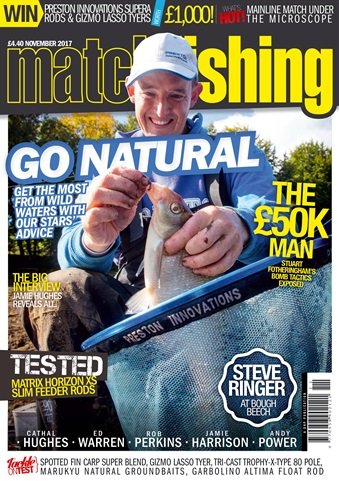 Match Fishing issue November 2017