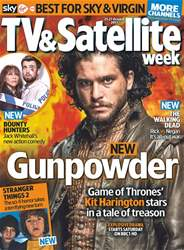 TV & Satellite Week issue 21st October 2017