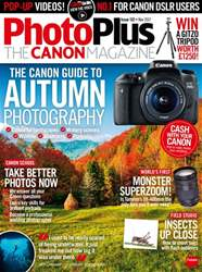 PhotoPlus issue November 2017