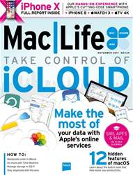 Mac|Life issue November 2017