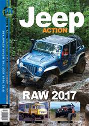 Jeep Action issue Nov December 2017