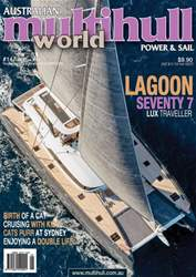 Multihull World issue Nov/Dec 2017