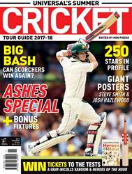 Summer Cricket 17-18 issue Summer Cricket 17-18