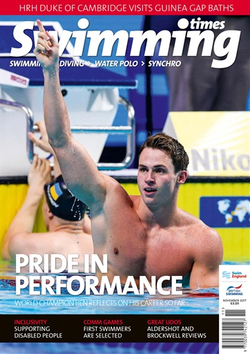 Swimming Times Preview