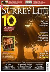 Surrey Life issue Nov-17