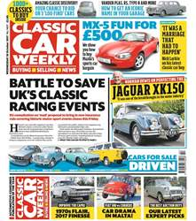 Classic Car Weekly issue 18th October 2017