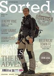 Sorted Magazine – The men's mag with morals issue Issue 61