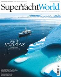 SuperYacht World issue No. 58