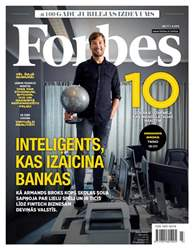 Forbes Latvia issue 77