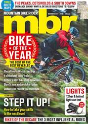 Mountain Bike Rider issue November 2017
